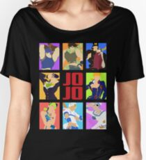 JoJo's Bizarre Adventure - Heroes Women's Relaxed Fit T-Shirt