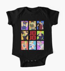 JoJo's Bizarre Adventure - Heroes Kids Clothes