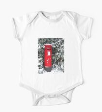 Pillar Box in the Snow Kids Clothes