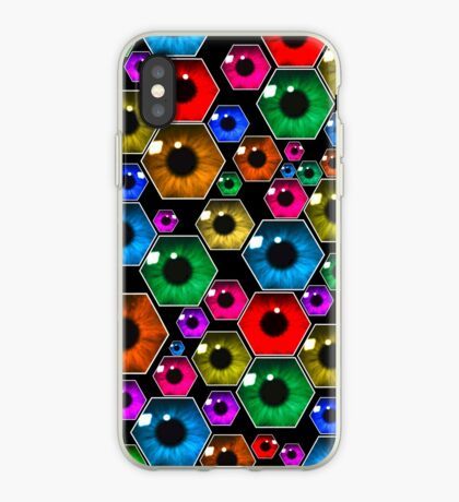 Hexopticon iPhone Case