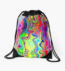 Spectraglyph Drawstring Bag