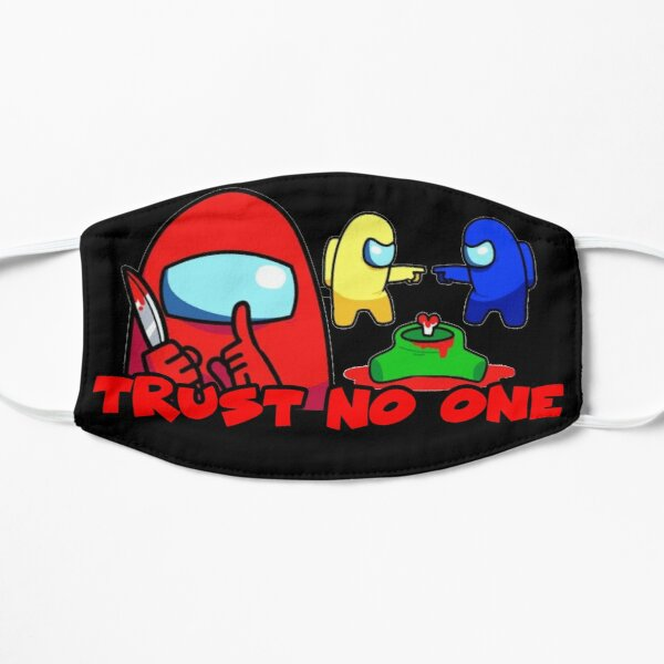Among Us Trust No One NEW! Mask