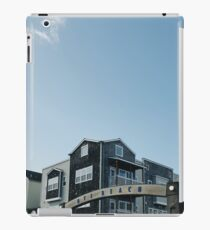 Nye beach iPad Case/Skin