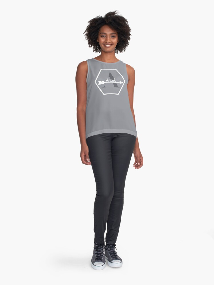 Alternate view of Anouk Sleeveless Top