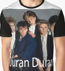 Vintage Duran Duran - bima Graphic T-Shirt