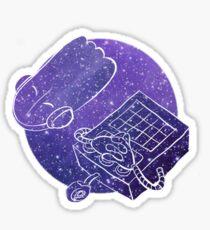 Napstaton Sticker