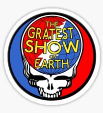 GREATEST SHOW ON EARTH! Sticker