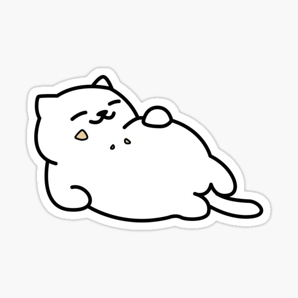 Tubbs Sticker
