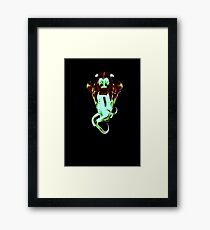 There Is A Light/Delirium  Framed Print