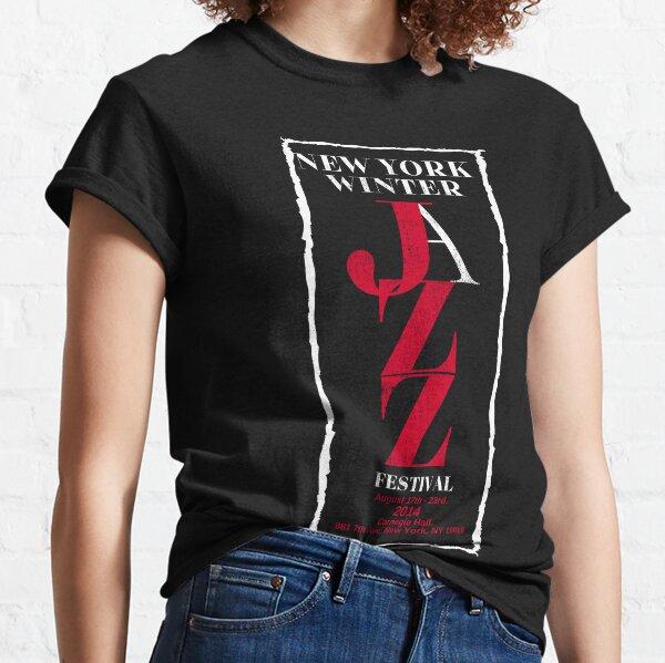 Copy of New York Jazz Festival 2014 T Shirt. Meme. Vintage. Cool. Classic T-Shirt