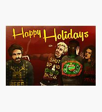 Happy Ugly Sweater Days! Photographic Print