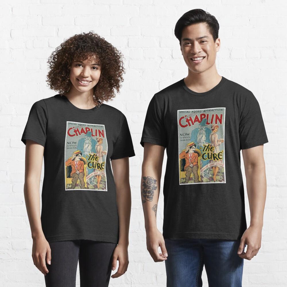 Mercancía del cartel de la película Camiseta esencial