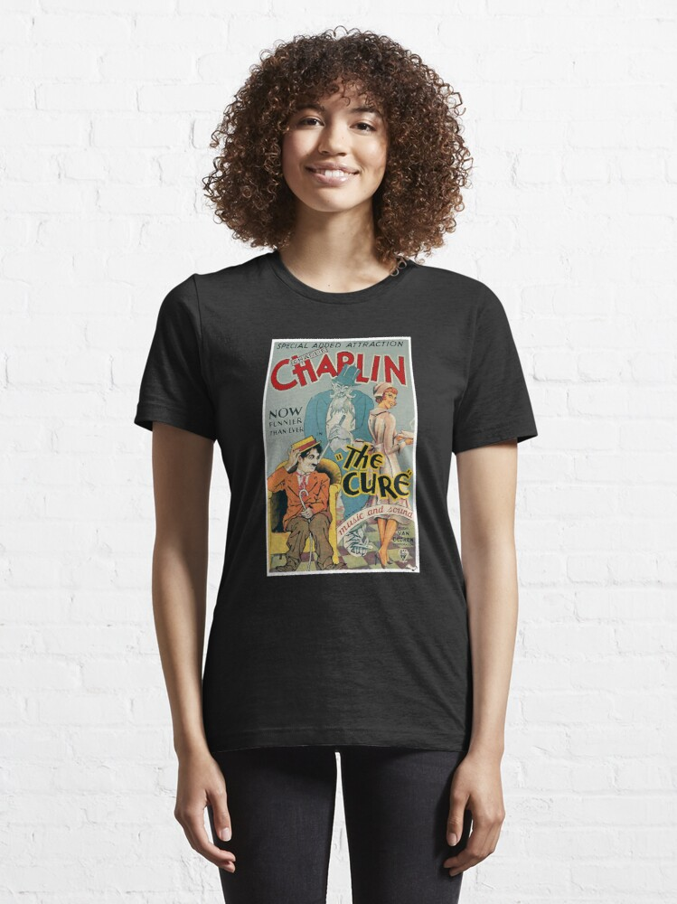 Vista alternativa de Camiseta esencial Mercancía del cartel de la película
