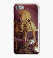 Squid Sun God iPhone Case/Skin