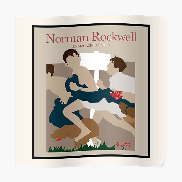 Norman Rockwell 1 Poster