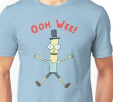Ooh Wee! Mr. Poopy Butthole Unisex T-Shirt