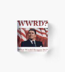 PRES40 WWRD? Acrylic Block