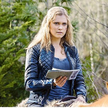 The 100 - Clarke Griffin Horse Riding by alyciadebnam