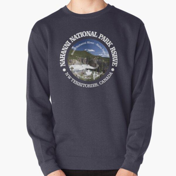 Nahanni National Park Reserve (NP) Pullover Sweatshirt