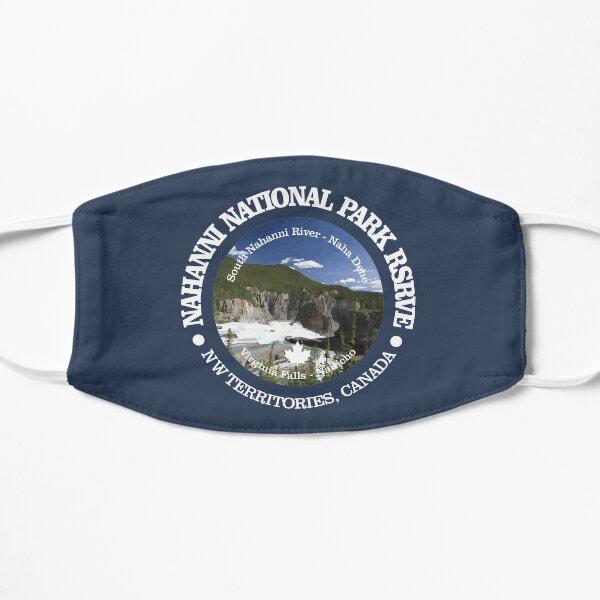 Nahanni National Park Reserve (NP) Flat Mask