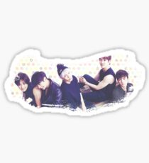Shinee Sticker