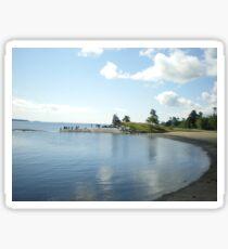Point Pleasant Park, Nova Scotia, Canada Sticker