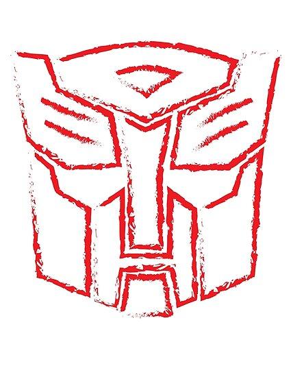 Autobot Paint by AkiraHawk