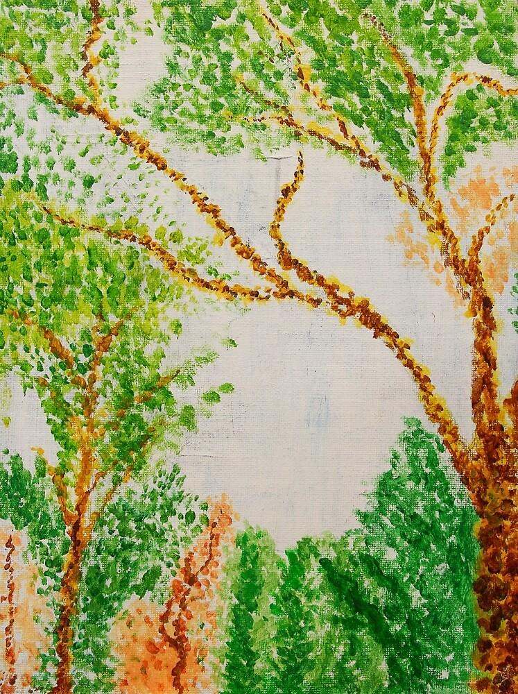 Trees by DavidIvey