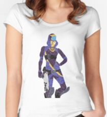 Tali Women's Fitted Scoop T-Shirt