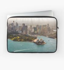 Sydney from the Sky Laptop Sleeve