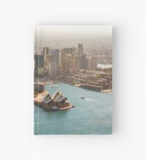 Sydney from the Sky Hardcover Journal