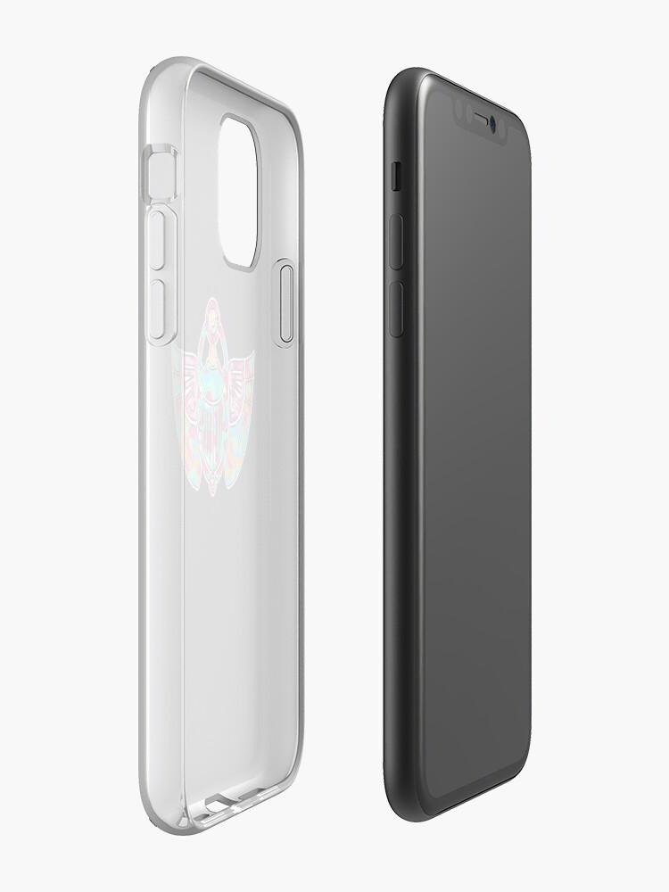 Coque iPhone «YUNG SCARAB», par yungchukk