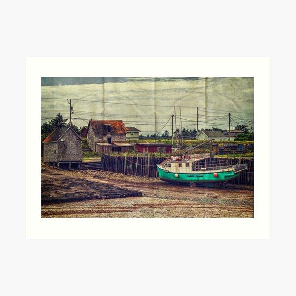 Port Maitland Art Print