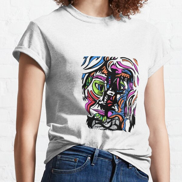 After the Departure by Frank Louis Allen Classic T-Shirt