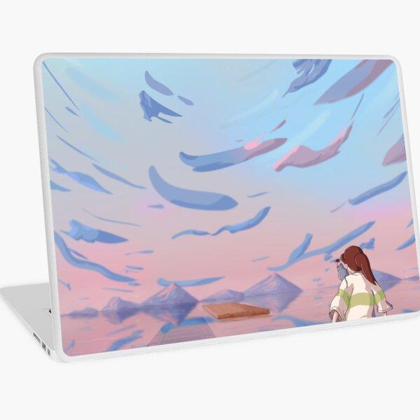 Chihiro Fan Art  Laptop Skin