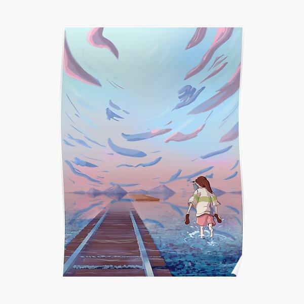 Fan Art de Chihiro Poster