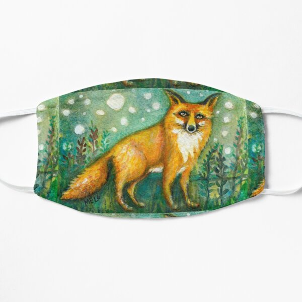 Wise Fox Mask