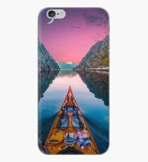 Poster Canoe PoV 1 Square iPhone Case