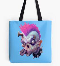 ZED HEADZ - Ear Worm Tote Bag