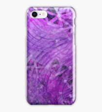 Darkened Dimensionality (ironic) iPhone Case/Skin