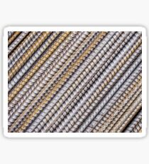 Rebar diagonals Sticker