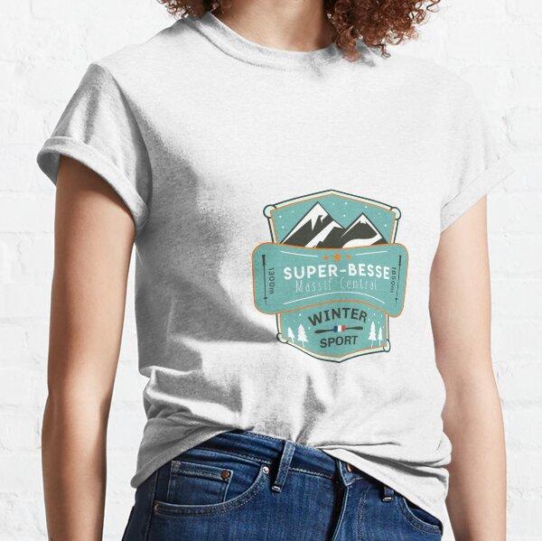 SUPER BESSE T-shirt classique