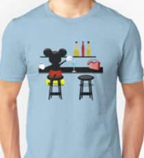 Slipping A Mickey Unisex T-Shirt
