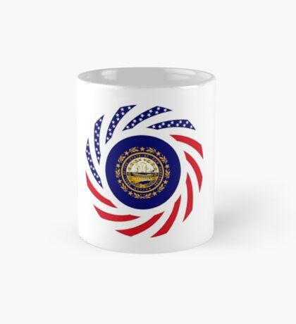 New Hampshire Murican Patriot Flag Series Mug