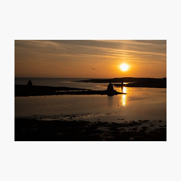 Inishmore sunrise Photographic Print