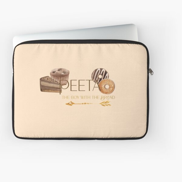 The Boy with the Bread Laptop Sleeve