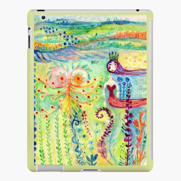 Tales in Paradise iPad Snap Case
