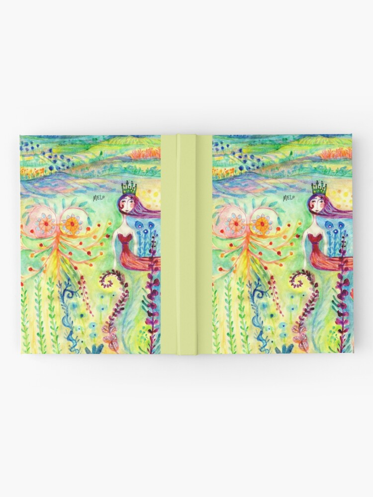 Alternate view of Tales in Paradise Hardcover Journal