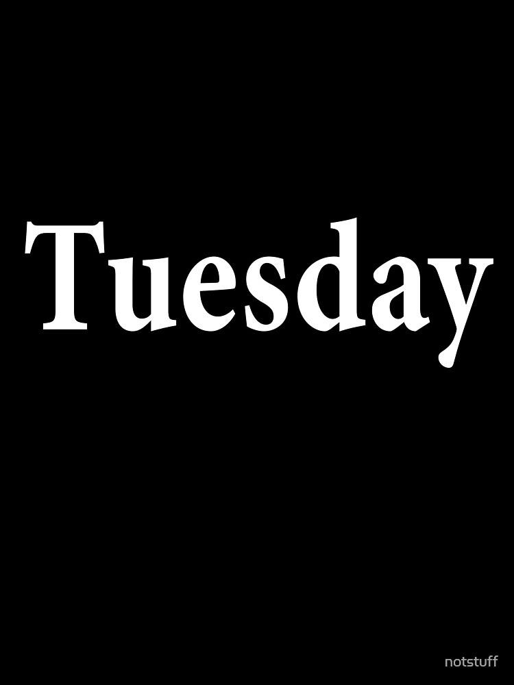 Tuesday - Mars - Roman God of War - Taco Tuesday - tueyah by notstuff