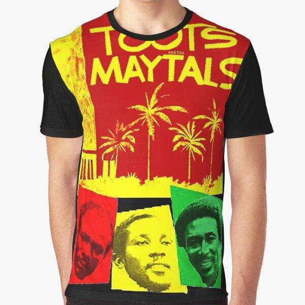 Pressure Drop Graphic T-Shirt